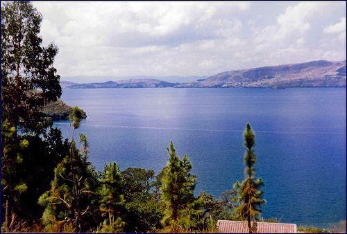 Lago de Tota  Boyacá Colombia