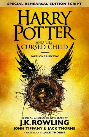 The 14 best books images on pinterest book lists playlists and the hardcover of the harry potter and the cursed child parts one and two the official playscript of the original west end production by j fandeluxe Image collections