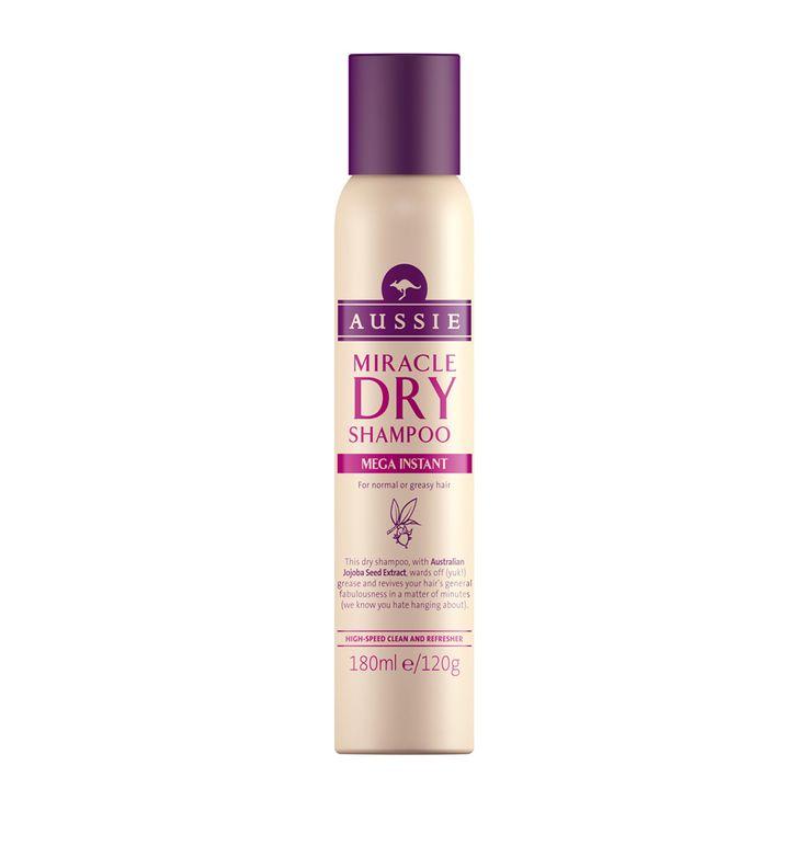 Miracle Dry Shampoo Mega Instant