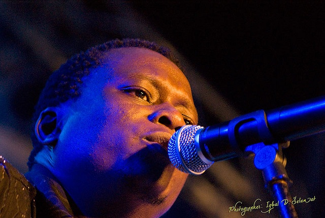 Jeff Maluleka set to perform on Conga at the 2013 Standard Bank Joy of Jazz festival