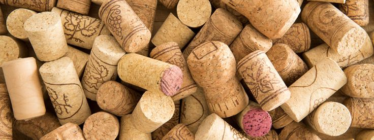 Turn Your Old Corks Into Cash! (The Bottles, Too)