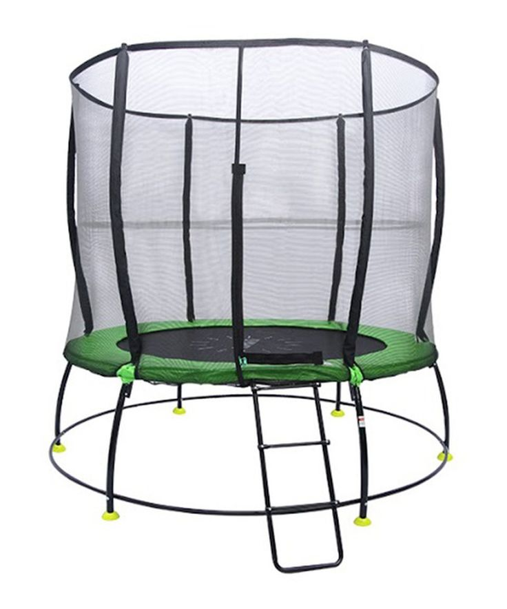 Another great find on #zulily! Small Net-Wall Trampoline by Outward Play #zulilyfinds