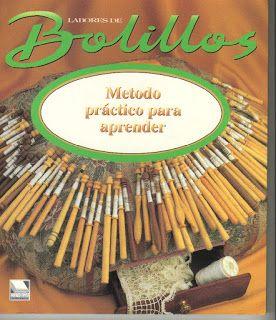 Bolilloteca de Malú y Ángel: Libro de encaje de bolillos para principiantes
