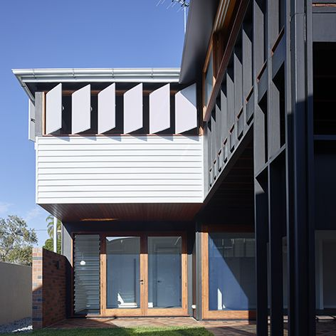 Sydney Street involved the re-calibration of 100 years of Queenslander vernacular into a contemporary inner-city home. The idea was to renovate and extend the cottage in such a way as to reinforce and maintain the original geometry and form. The new architecture is expressed inthe outdoor room and the ground plane of the 'undercroft' where …