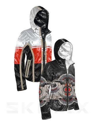Oboustranná bunda Emmegi Double D0 Ski jacket Emmegi