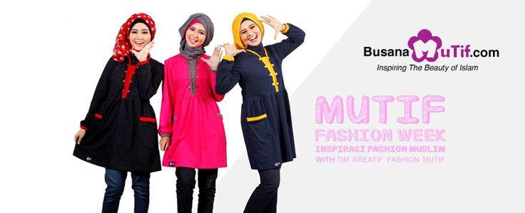 Distributor Online Busana Mutif