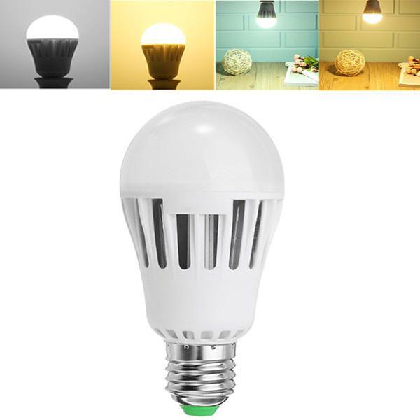 Us 4 89 46 E27 A60 9w 12w 15w Smd5730 Warm White Pure White Led Globe Light Bulb Ac85 265v Led Light Bulbs From Lights Lighting On Banggood Com