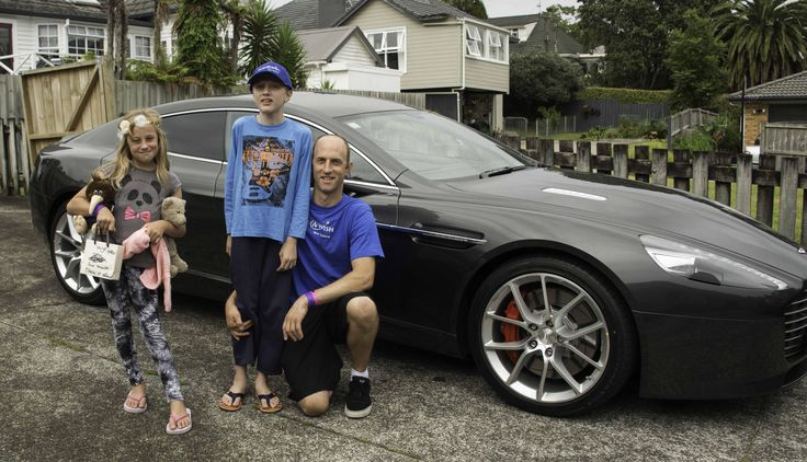 Matthew is 11 years old and has Cystic Fibrosis. He loves all things cars and his one true wish was to go to the NZ SuperTourers in Hampton Downs Motorsport Park!