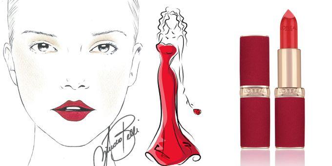 Per il settimo anno consecutivo L'#Oréal Paris è sponsor e make-up ufficiale della Mostra di Venezia. Ed è #ROSSETTO da RED CARPET.http://www.sfilate.it/228763/5-tonalita-rossetto-per-5-stili-red-carpet-per-loreal-paris