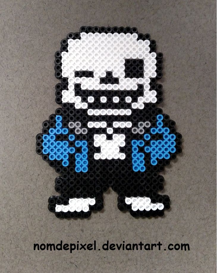 343 best UnderTale Pixel art/Perler Beads images on ...