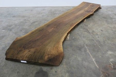 Tischplatte Nussbaum Unikat 311154