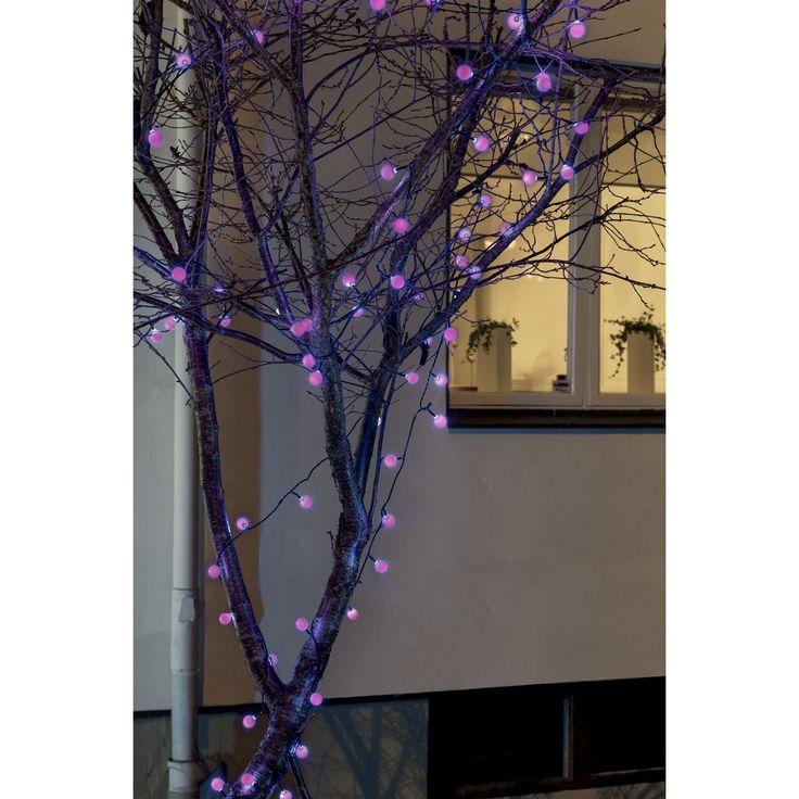 Konstsmide 80-os. RGB LED-valosarja - Hong Kong tavaratalot