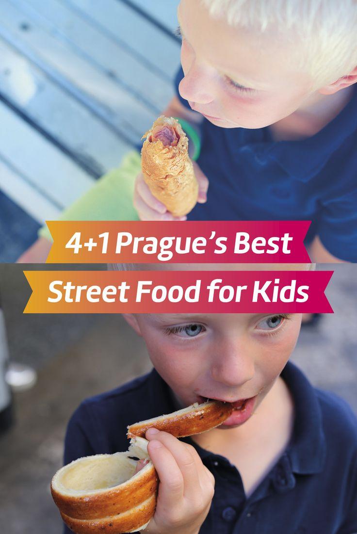 Prague food I Prague with Kids I Family Travel I Czech street food I Free Printables Prague I Prague Fun Facts