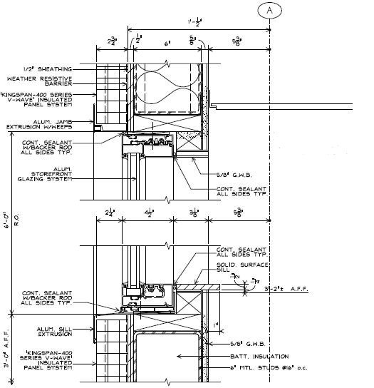 Wall Section Of Pier And Beam Structure Google Search