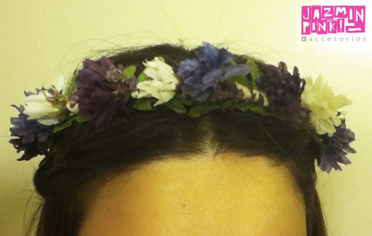 #spring #flowers #crowns #flores #flower #summer #headband #crown #flowercrown #vincha #corona #fashion #accessories #mode #look