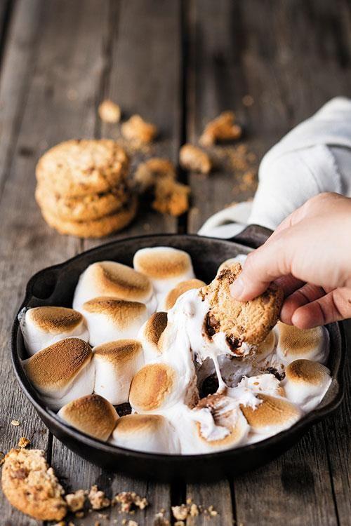 Toasted marshmallows   Malvalekkers