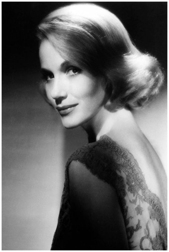 Eva Marie Saint - (1924-  ) Film and Broadway actress, producer and TV performer.  Winner of Golden Globe and an Emmy for a prime time mini-series.