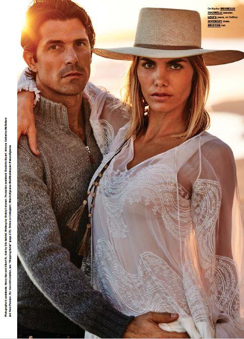 Delfina Blaquier and Nacho Figueras - Santa Barbara Magazine - Winter 2016