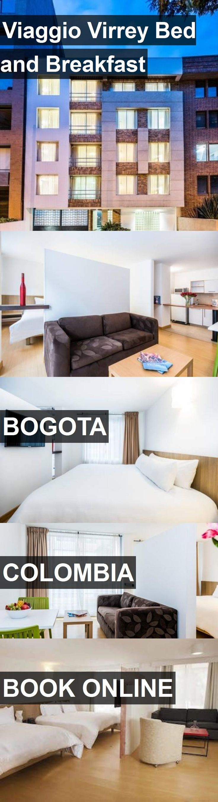 Hotel Viaggio Virrey Bed and Breakfast in Bogota, Colombia. For more information, photos, reviews and best prices please follow the link. #Colombia #Bogota #travel #vacation #hotel