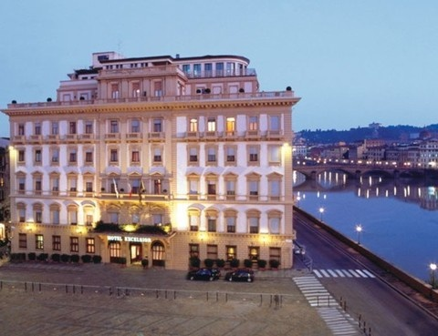Westin Excelsior in Florence