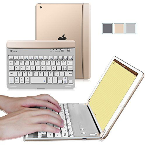 Fintie iPad mini 3 / iPad mini 2 / iPad mini Keyboard Cover - Blade Z1 Ultra Slim [Multi-Angle] Wireless Bluetooth Keyboard (with Auto Wake / Sleep) for Apple iPad mini 1/2/3, Gold Fintie http://www.amazon.com/dp/B00S8Y1B1M/ref=cm_sw_r_pi_dp_pGavvb003ZDAM