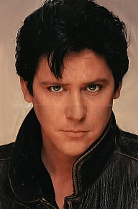 Shakin' Stevens photo.  Jenny Humphreys: This guy was serious eye candy, and he's still not too shabby for his age nowadays :-)) :-)) LOL he made my heart flutter at the age of 9.
