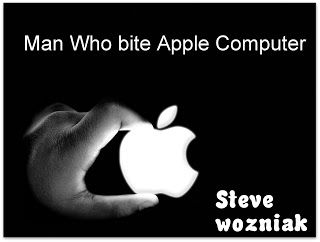 Steve Jobs needs no introduction But Steve Wozniak does Apple is one of the leading and an impeccable technology known today.Possessing a product of this brand is enough to add to the beauty of our personality