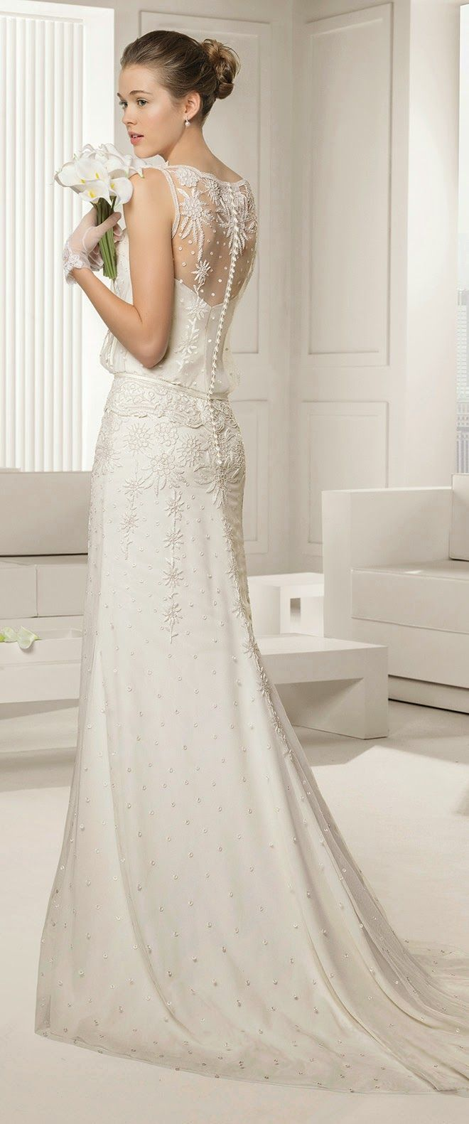 126 best Brautkleider - Inspirationen images on Pinterest | Wedding ...
