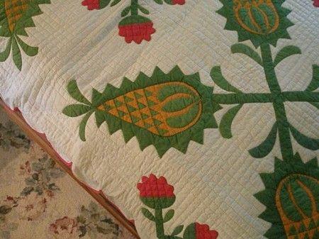 antique applique quilts