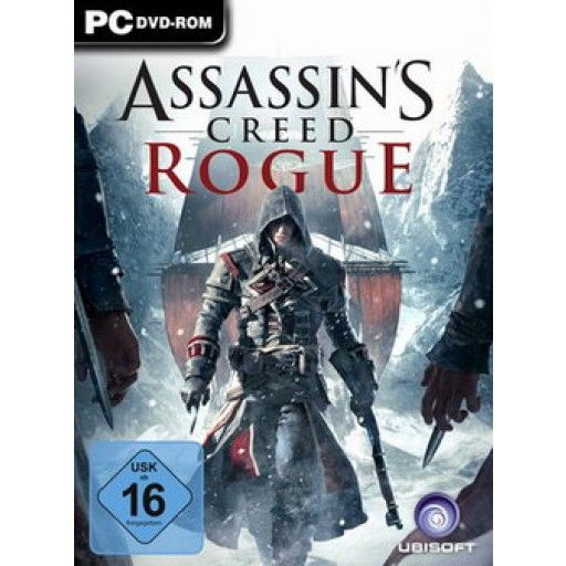 Assassin's Creed Rogue  PC in Actionspiele FSK 16, Spiele und Games in Online Shop http://Spiel.Zone