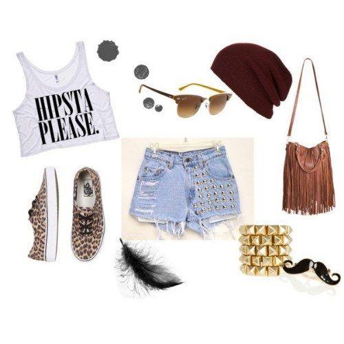 outfit casual de verano