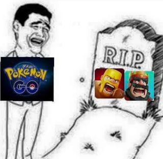 Gambar DP BBM Pokemon Go Lucu, Unik Dan Kocak Bikin Ngakak