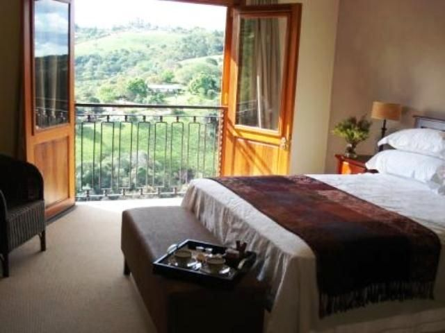 Eagle's View Bed and Breakfast - Eagle's View is perched on the edge of the Kloof Gorge and Krantzkloof Nature Reserve.  This 4 Star bed and breakfast serves up views from your bedroom window that will make your heart skip a beat.Sweep ... #weekendgetaways #durban #dolphincoast #southafrica