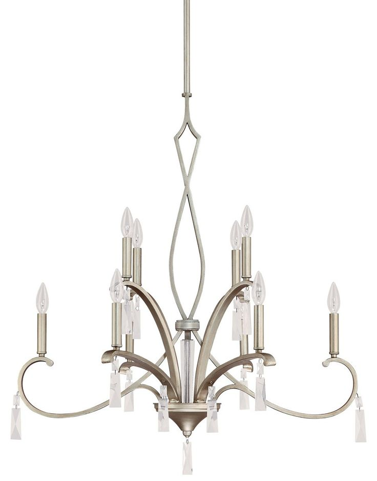 South S Decorating Capital Lighting 4060bs 000 Cr Elan Transitional Crystal Chandelier Cp