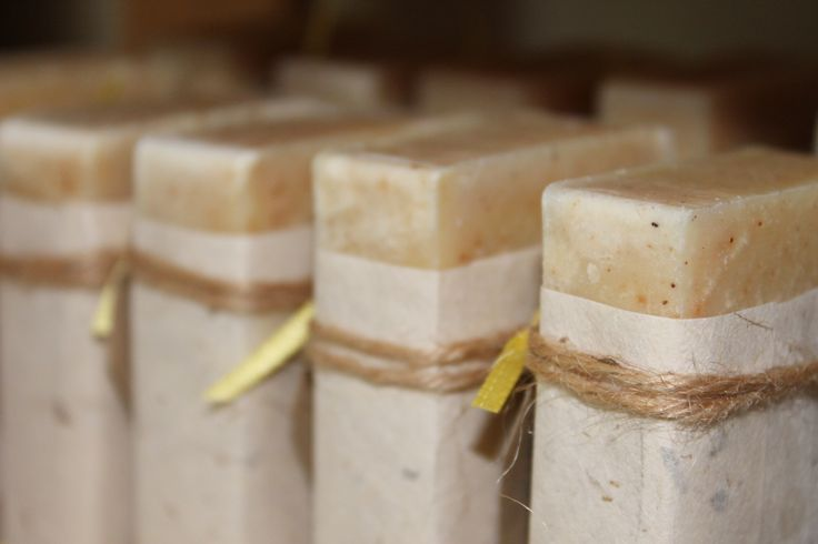 Lemongrass and Ginger, The Richmond Soap Co.