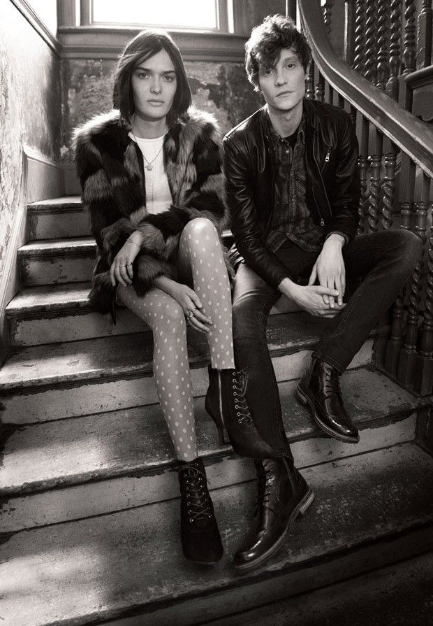 Pepe Jeans Fall Winter 2015 by Glen Luchford