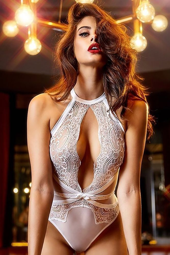 30 Extra Sexy Wedding Lingerie Ideas ❤️ See more: http://www.weddingforward.com/wedding-lingerie/ #wedding #lingerie