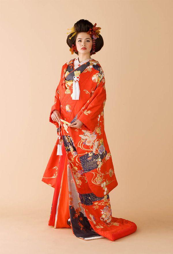 96 best HAIR  japanese wedding images on Pinterest ...
