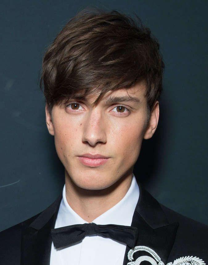 17 best Angular Fringe Haircut for Men images on Pinterest ...