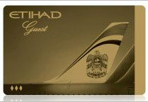 Etihad Guest Gold Card