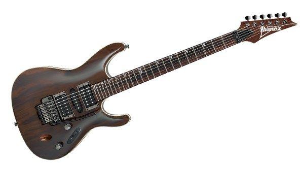Ibanez S970WRW Premium meruapakan gitar ibanez yang dirancang dengan bentuk desain body yang sangat ramping dan elegan