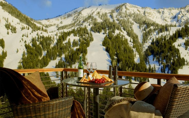 No. 7 Hotel Terra Jackson Hole, Teton Village, Wyoming - Best Resorts in the Continental U.S. | Travel + Leisure