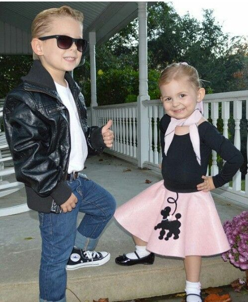 50s kids costumes  sc 1 st  Pinterest & 11 best Costume pine cove images on Pinterest