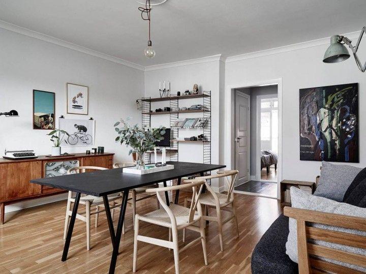 グラフィックデザイナー兼写真家でもある、チェコ在住の Jan Skácelík さんのインテリアブログよりお洒落なお部屋をご紹介します。北欧スタイルを中心としたインテリアはどれも見ごたえのある素敵なものばかりですよ。