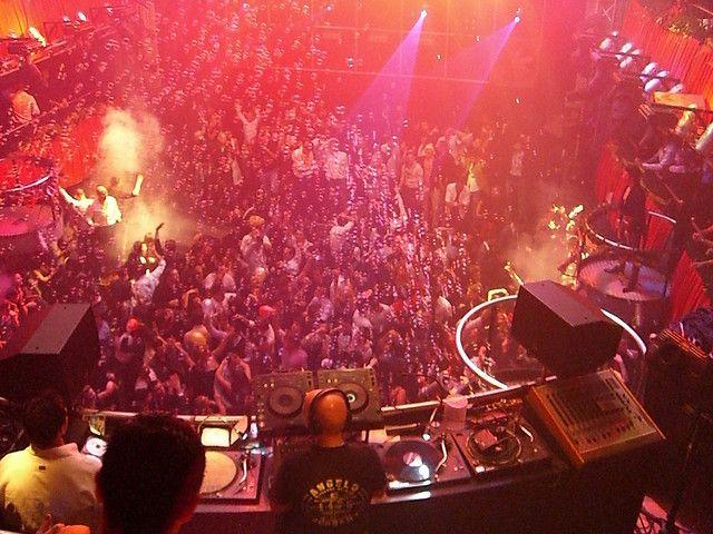 Una fiesta en Madrid