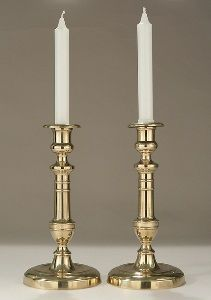 Candle stick Metal lathe projects.