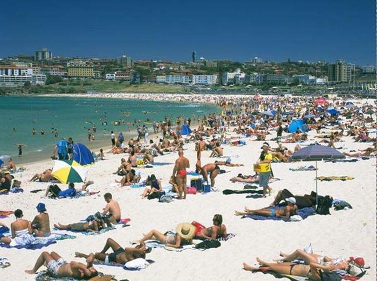 Beautiful Bondi Beach Sydney Australia