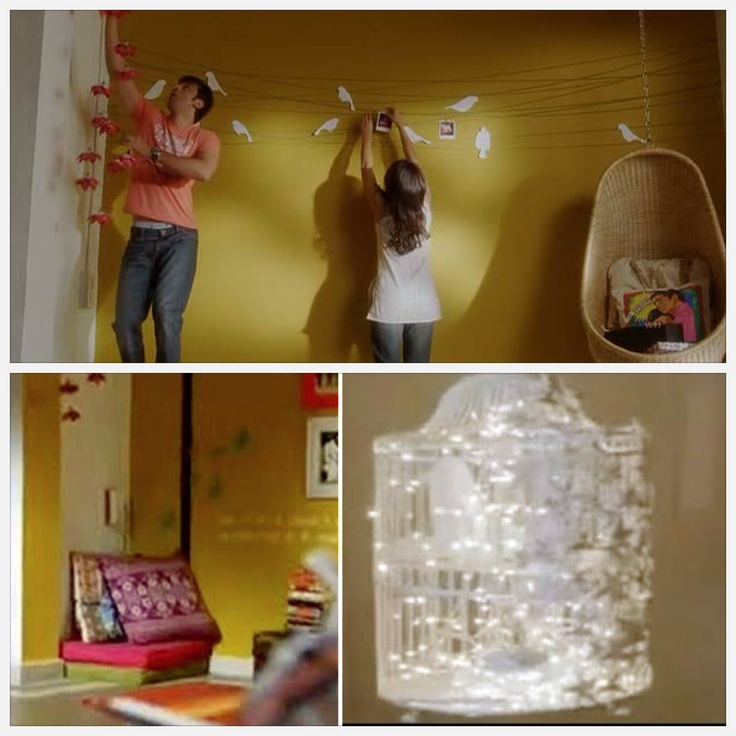 "Here's an apartment that I fell in love with while watching ""Wake Up Sid"""