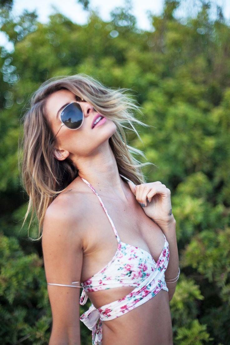 Bikini top for summer