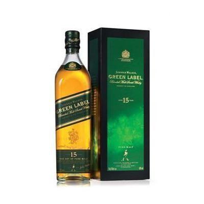 Johnnie Walker Scotch Green Label 750ml